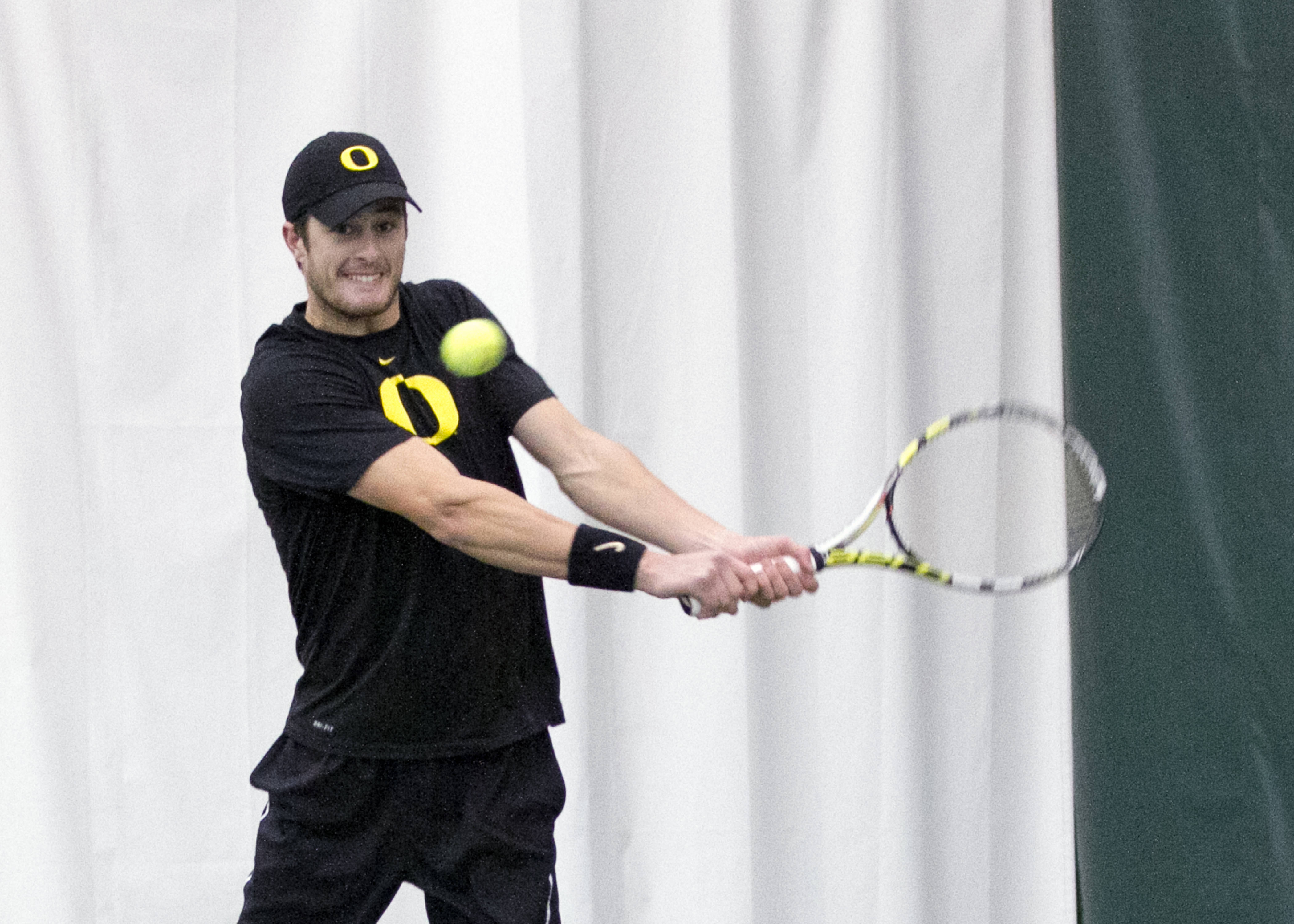 Tennis Excels at PNW Stevens Wins at Jack Kramer GoDucks