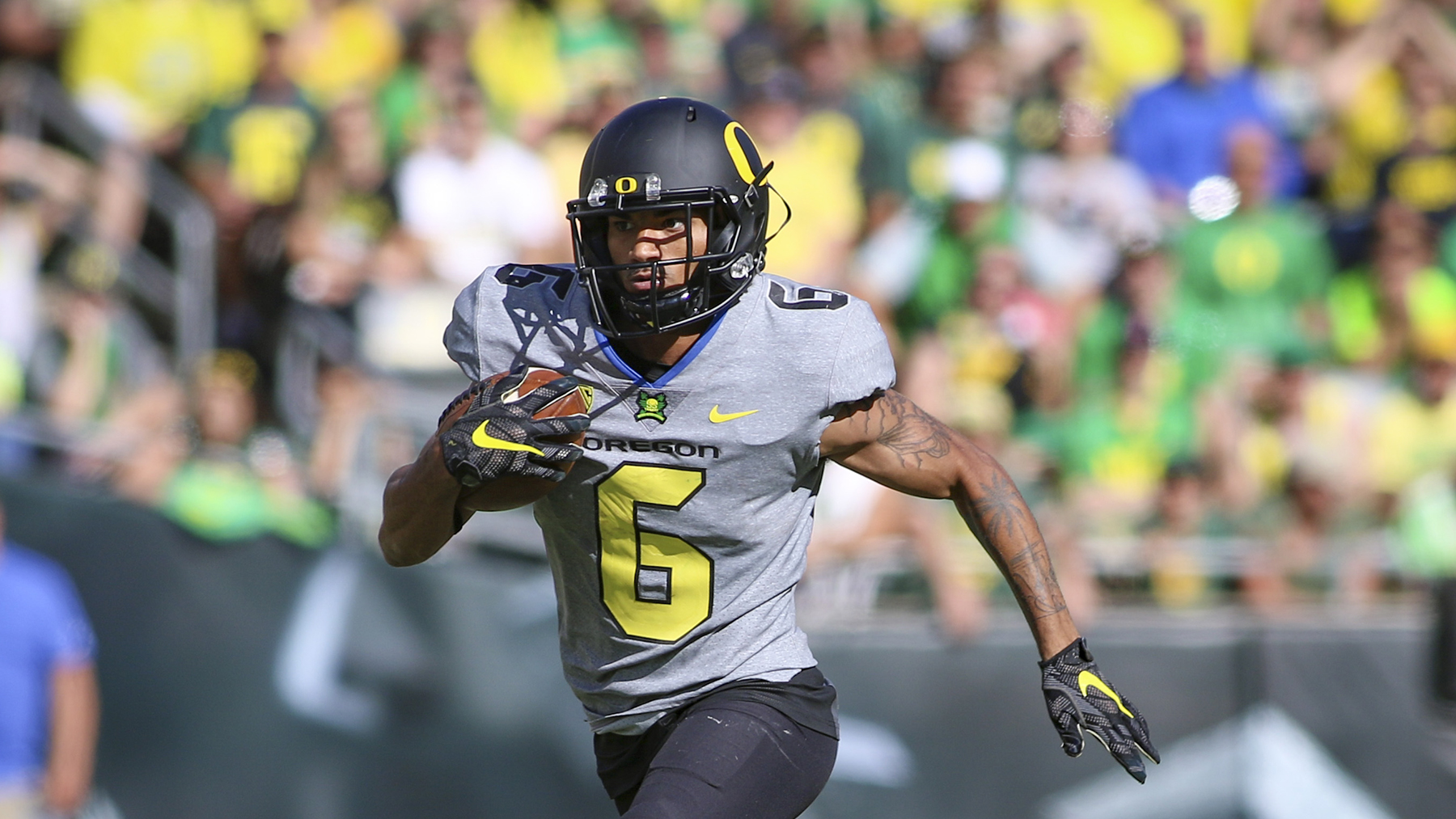 Season In Review: Receiver/Tight End - GoDucks.com | The ...