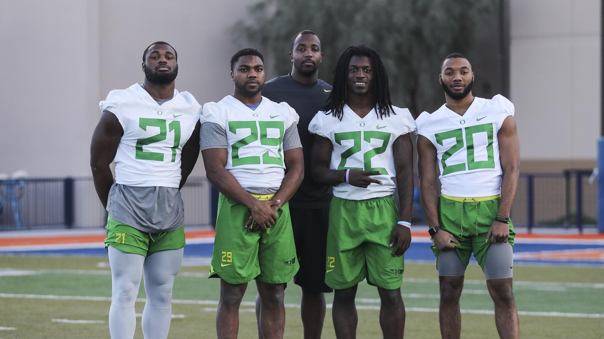 Stable Of Backs Ready To Step Up - Oregon, University of
